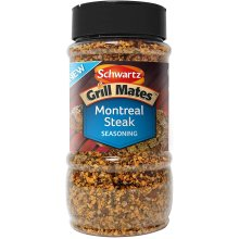 Schwartz Grill Mates Montreal Steak Seasoning