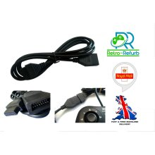 Extension Cable For SNK Neo Geo MVS AES CD Controller Joystick 1.8m 15pin