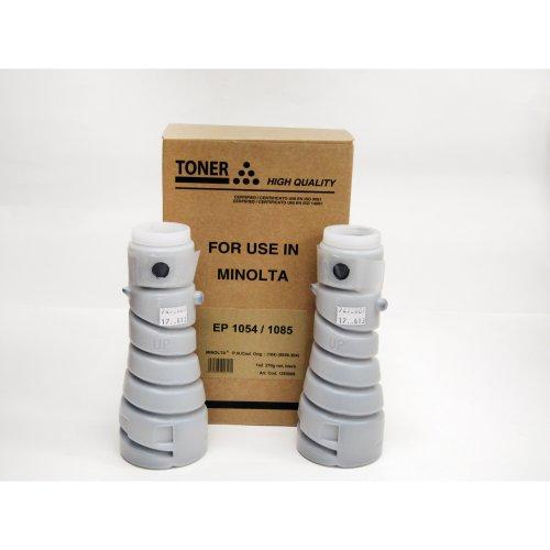 Compatible 104B Toner Cartridge For Konica Minolta EP1054 (Box of 2)