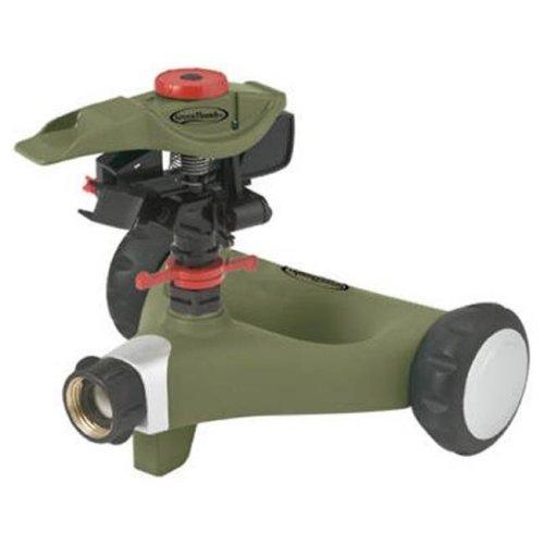 Fiskars 119561 Green Thumb Poly Impulse Sprinkler