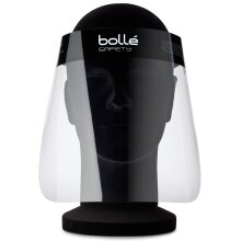Bollé Safety face shield, anti-fog, anti splashes & droplets, anti-saliva, anti-spitting