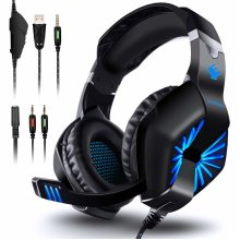 (PS4/PC) Gaming Headset,GM1-Stereo Gamers Headphones