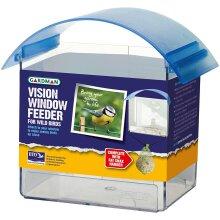 Gardman All New Vision Window Bird Feeder