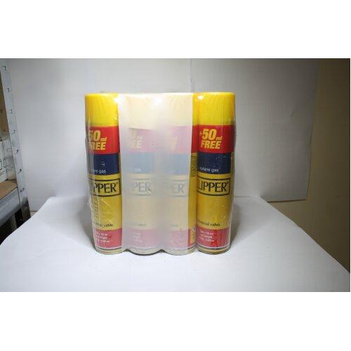 Clipper Lighter Refill Gas For Universal Lighter Fuel Fluid Butane Gas 12X 300ml