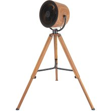 Pifco P51006 Tripod Fan, 3 Settings Adjustable Height/Tilt, 10""
