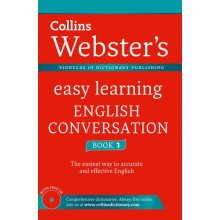 Webster's Easy Learning English Conversation: Book 1 (Collins Easy Learning English) (Collins Websters Easy Learning) - Used