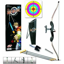 Bow and Arrow Archery Shooting Set Target Kids Toy Outdoor Indoor Fun Game