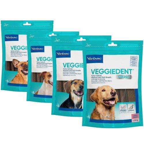 Veggie Dent Chews Medium Pack Of 15