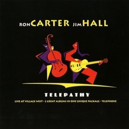 Ron Carter and Jim Hall - Telepathy [CD]