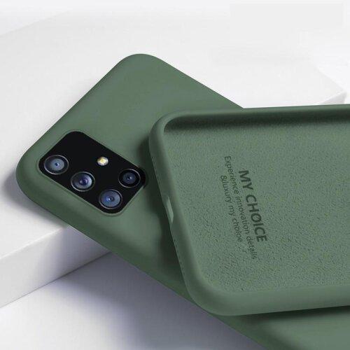 Original Liquid Silicone Soft Case For Samsung