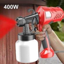 Electric Paint Sprayer Wagnar Airless HVLP Handheld Spray Gun Home