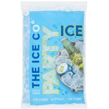 The Ice Co Party Ice Cubes - 6x2.27kg