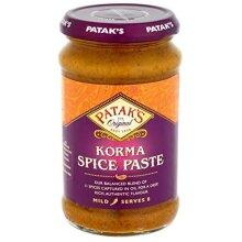 Pataks Korma Curry Paste 290g