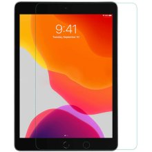 """iPad 10.2"""" 7th Generation Screen Protector Tempered Glass Bubble-Free Compatible with Apple for iPad 10.2"""" 2019"""