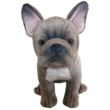 Plush Dog FRENCH BULLDOG