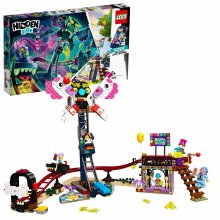 Lego Hidden Side 70432 Haunted Fairground With Ar Games App