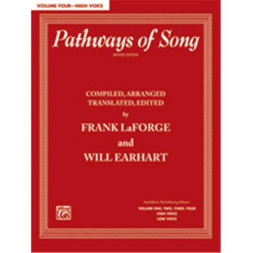 Alfred 00-39931 PATHWAYS OF SONG 4-HI-BK&CD