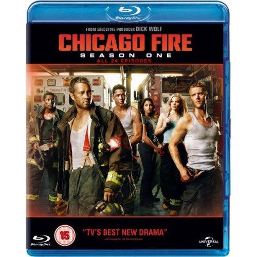 Chicago Fire Season 1 Blu-Ray [2013]