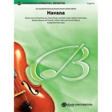 Alfred Music 00-47450 Havana Full Orchestra Conductor Score & Parts