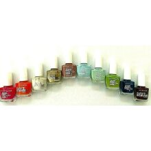 Maybelline Super Stay 7 Days Gel Nail Polish - Assorted Set of 10 Nail Polishes