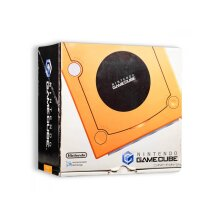 Nintendo Gamecube Spicy Orange Console JPN - Used