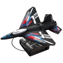 Silverlit Remote-controlled Airplane X-Twin Evo Aircraft Helicopter Toy Gift