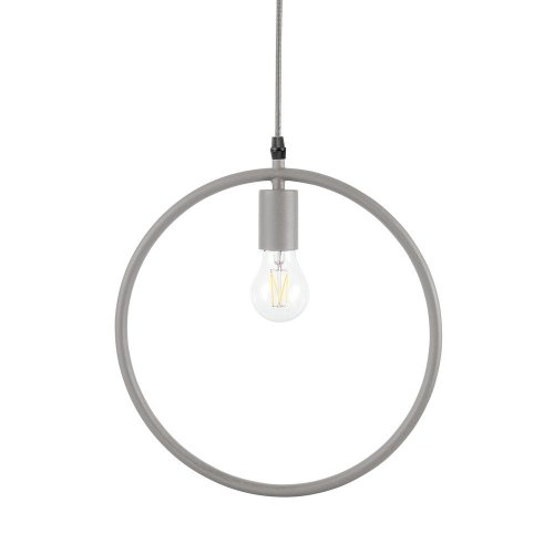 Pendant Light Metal Grey LOMAMI