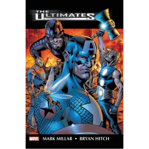 Ultimates By Mark Millar & Bryan Hitch Omnibus by Millar & Mark
