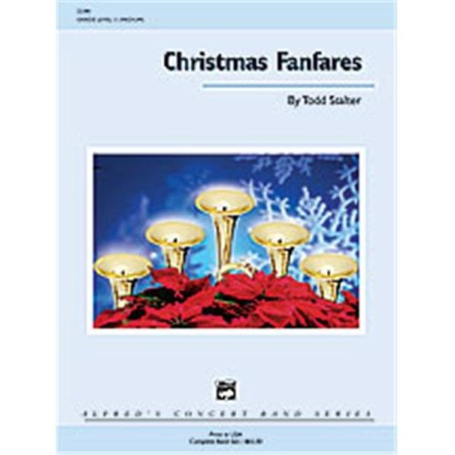 Alfred 00-22286 CHRISTMAS FANFARES-CB