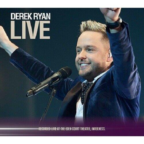 Derek Ryan - Live At The Eden Theatre Inverness 2CD