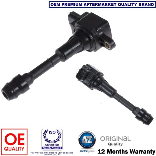 for NISSAN PRIMERA X TRAIL P12 T30 IGNITION PENCIL COIL PACK STICK X1 BRAND NEW
