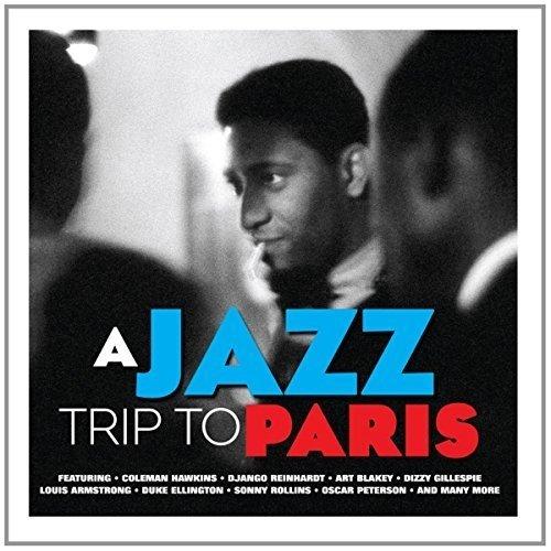 A Jazz Trip to Paris [double Cd]