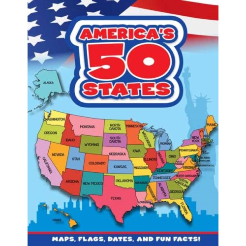 Americas 50 States by Frog & Flying