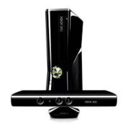 Microsoft Xbox 360 250GB + Kinect