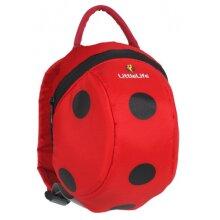 backpack with belt Ladybug 2 L polyester
