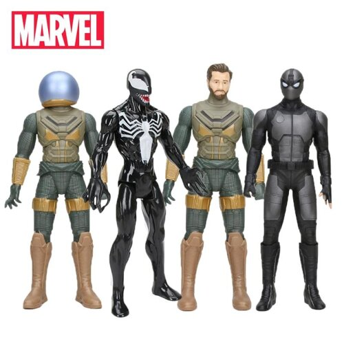 30cm Marvel Toys Legends Series Spider-Man Far From Home MYSTERIO SCORPION SPIDERMAN PVC Action Figure Collection Model Dolls