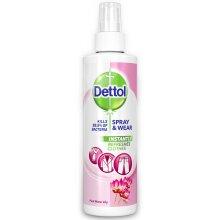 Dettol Spray & Wear Pink Water Lily, 250ml