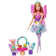 Barbie GJK50 Dreamtopia Dolls and Accessories