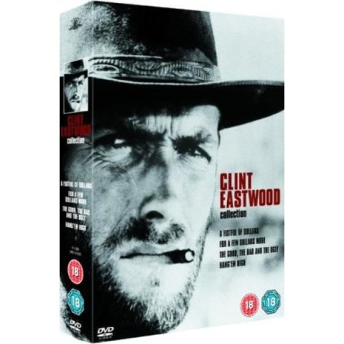 A Fistful Of Dollars / For A Few Dollars More / Hang Em High / The Good The Bad And The Ugly DVD [2007]