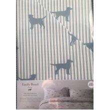 Labrador Blue Duvet Set
