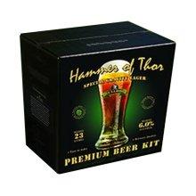 Bulldog Hammer of Thor Special Gravity Lager Beer Kit 6.0% 3kgs 23L 40 pints