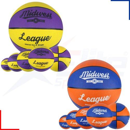 Midwest League Basketballs