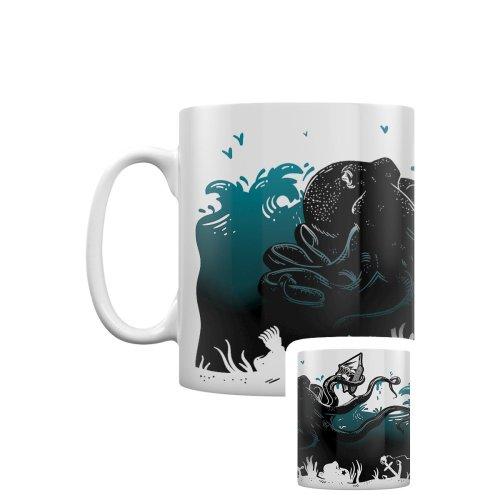 Grindstore Kraken Oceanscape Mug