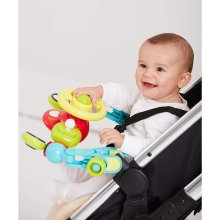 Early Learning Centre Light and Sound Buggy Driver - Red
