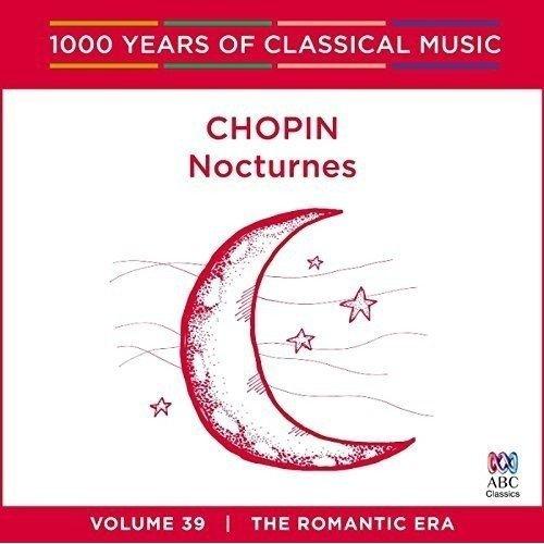 Ewa Kupiec - Chopin Nocturnes - 1000 Years of Classical Music Vol. 39 [CD]