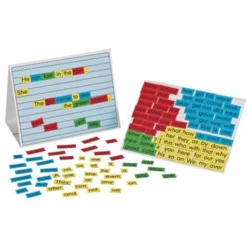 Tabletop Magnetic Set- Sentence Builder