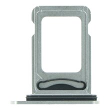 For iPhone 12 Pro - iPhone 12 Pro Max - SIM Card Tray - Dual - Silver