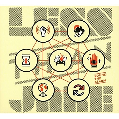 Less Than Jake - Sound the Alarm [CD]