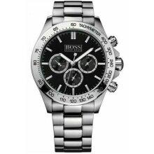Hugo Boss Ikon Men's Watch Chronograph HB1512965 New with Tags