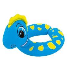 Kids Baby Inflatable Animal Split Ring Rubber Swimming Pool Float Tube Beach Sea Dragon